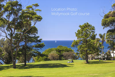 Mollymook Beachside Golf Course